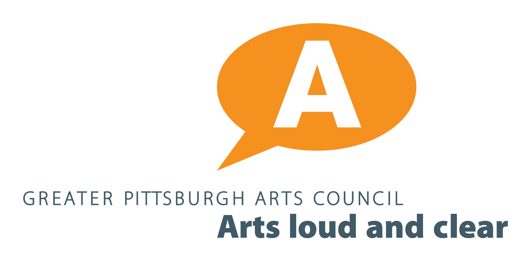 Greater Pittsburgh Arts Council logo