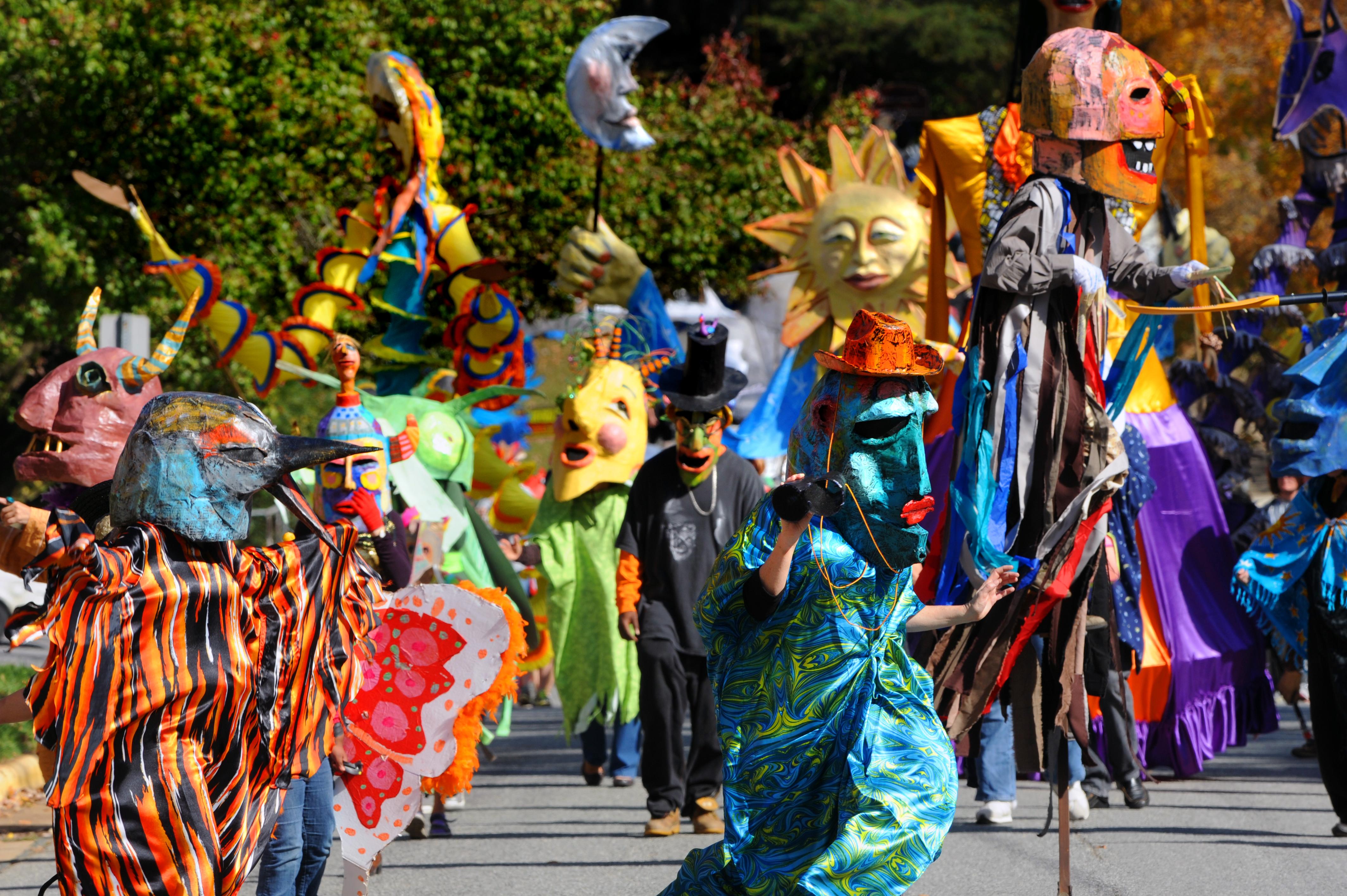 Hillsborough Handmade Parade