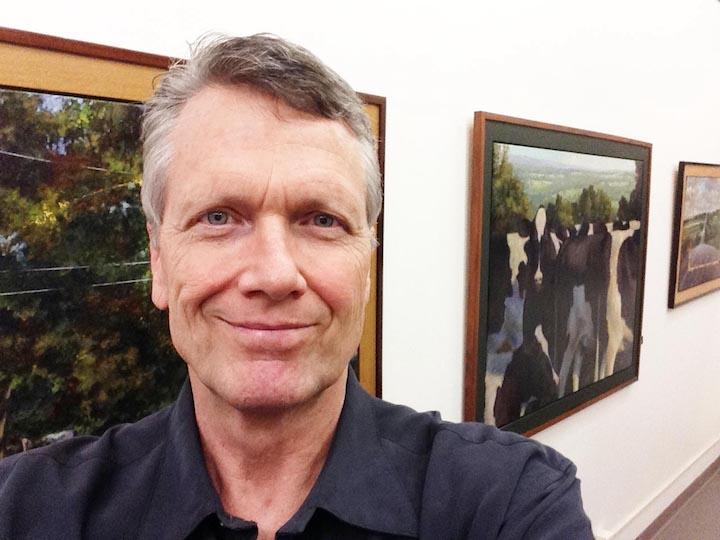 John A. Spence, Executive Director, Community Arts Partnership
