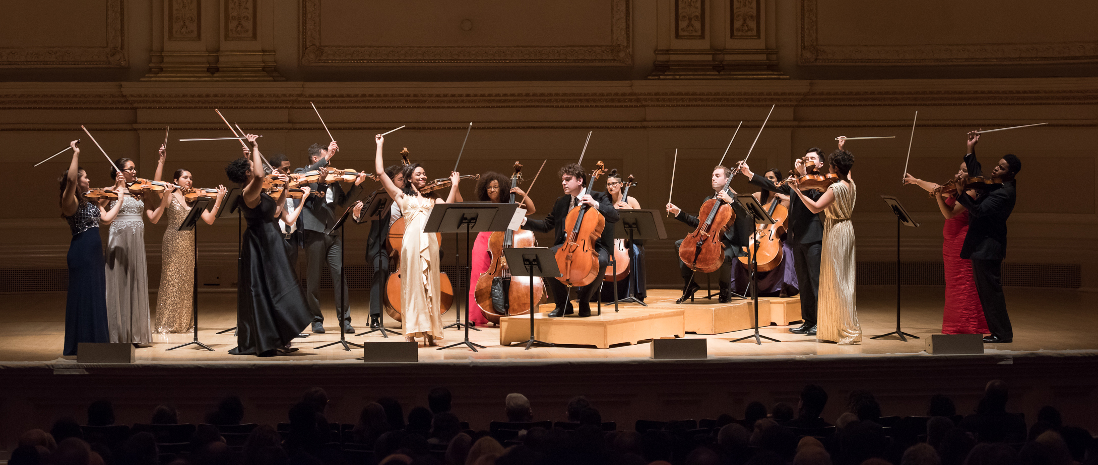 Sphinx Virtuosi at Carnegie Hall